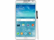 Samsung Galaxy Note 3 SAM-N900WTRB-P01 White FreedomPop Cell Phone