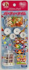 Takara Tomy Licca Doll Licca Chan Party Time Set  doll not included  (842064)