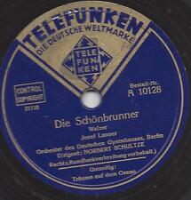 Norbert Schultze + Orchester des Opernhauses Berlin : Die Schönbrunner