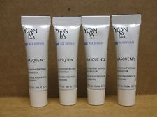Yonka Masque No 1 Hydration Mask Sample Size of 3 New and Sealed - 5 ml /0.17 oz