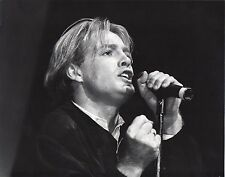 JASON DONOVAN PHOTO 1983 UNIQUE IMAGE HAMMERSMITH UNRELEASED 10 INCH RARE GEM