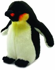KEEL TOYS 20cm  BLACK PENGUIN SOFT TOY - PLUSH NEW GIFT