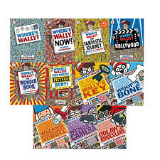 Where's Wally? Collection 11 Books Set Classic Find Wally - Search for the Lost