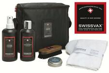SWIZÖL SWISSVAX Leather Care Kit Lederpflege-Set