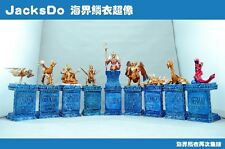 Jacksdo Saint Seiya Myth Cloth Poseidon Armor Set 9pcs