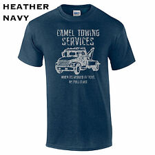 289 Camel Towing Services Mens T-Shirt funny college truck driver dirty sex #