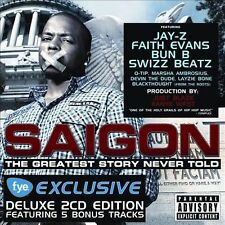 Saigon The Greatest Story Never Told: Deluxe 2- CD