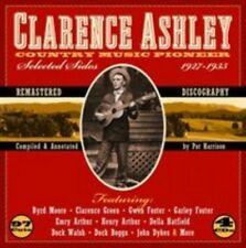 Country Music Pioneer 1927-1935 by Clarence Ashley (Singer/Banjo) (CD,...