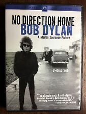 BOB DYLAN * NO DIRECTION HOME * DOCUMENTRY STANDARD 2 DVD SET  EX & NM