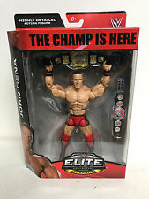 John Cena 2015 WWE Elite Flashback action figure with TWO Belts THE CHAMP