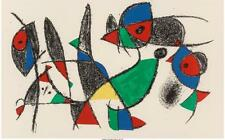 Joan Miró (Spanish, 1893-1983) Untitled, from Lithographe II, 1974 ... Lot 61494