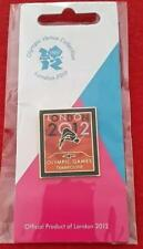 Olympics London 2012 Venue Sports Logo Pictogram Pin - Trampoline - code 1744
