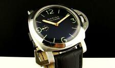 SUPERB 47mm SEAGULL 6497 MOVEMENT VINTAGE STYLE PARNIS MARINA MILITARE WATCH