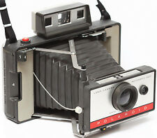 Polaroid 220 Instant Film Folding Camera Made in USA 1960s Fully Operational