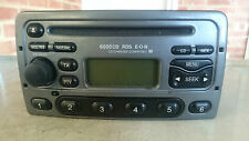 FORD MONDEO FOCUS FIESTA PUMA 6000 CD RADIO STEREO CD PLAYER testato CODICE Grigio