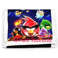 Angry Birds Space Trifold Wallet 06150, New