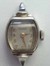 VINTAGE 14 KARAT YELLOW GOLD LONGINES LADIES WATCH