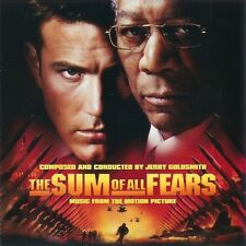 THE SUM OF ALL FEARS - COMPLETE SCORE - LIMITED 3000 - JERRY GOLDSMITH