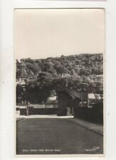 Otley Chevin From Station Road Yorkshire Walter Scott RP Postcard 427b