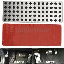 Car Non Slip Foot Rest Plate No Drill Footrest Pedal Cover For Mercedes Benz NEW