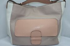 Marc Jacobs Ivory Bag Make-up Handbag C3123014 Hobo Shoulder Leather NWT