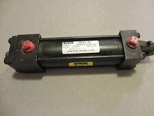 Parker Cylinder, 01.50 SB3LL U19A 4, Series 3L, HH192639 C, Env Press 2500 PSI