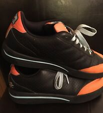 Reebok Ice Cream Shoes Black Orange Pharrell Billionaire Boys Club men size