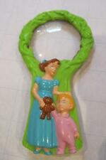 "1998 Wendy & Michael Magnifying Glass 4.75"" McDonald's #4 Toy Disney Peter Pan"