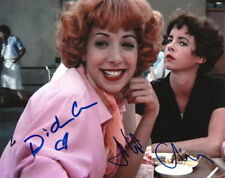 GREASE.. Stockard Channing with Didi Conn - SIGNED