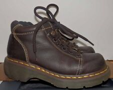 Dr. Martens  Brown Leather  Ankle BootS  8542 Size 5 UK / 7 US /6 US MENS / 38 E