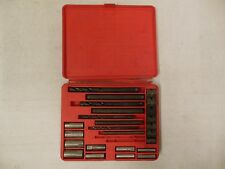 Blue Point No. 1020 Screw Extractor Set Snap-On - Missing 2 Pieces