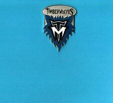 Minnesota Timberwolves Logo NBA Basketball Lapel Hat Pin #3