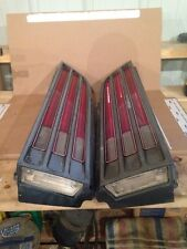 1974-1978 FIREBIRD / TRANS AM USED TAIL  LIGHTs Tailights