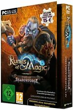 ★★★ PC Spiel - RUNES OF MAGIC - CHAPTER 5 V - FIRES OF SHADOWFORGE ★★★