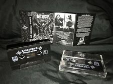 Lucifera - Preludio del Mal Tape Colombian Thrash Metal Chaos Metal Destruction