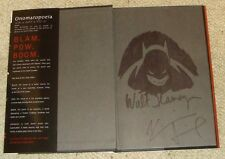 RARE COMIC BOOK Batman Cacophony signed by both Smith Kevin Flanagan Walter