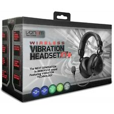 Venom Wireless Vibration Headset XT+ (PS3/PS4/Xbox 360 Slim/Xbox One) Brand New