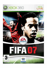 FIFA Soccer 07 (Microsoft Xbox 360, 2006) - European Version