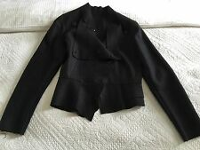 Tailor Made Super Stunning Women's Jacket Dark Blue Vivienne Westwood  Size 6