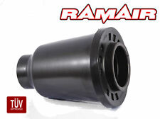 Ramair PERFORMANCE Filtre en mousse d'air Froid Maxflow Nero Cai Universel 70-90mm