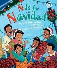 N Is for Navidad by Merry Banks and Susan Middleton Elya (2007, Picture Book)