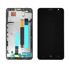 For Nokia Lumia 1320  LCD Display + Touch Screen Digitizer Assembly With Frame