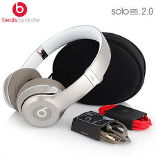 SOLO HD 2.0 DR. DRE BEATS WIRED SPECIAL EDITION SPACE GREY ON EAR HEADPHONE