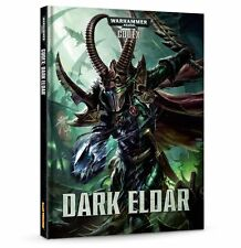 Codex: Eldar Oscuro-Warhammer 40,000 - Games Workshop - 40K-enviado de primera clase