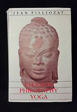 L33  RELIGION PHILOSOPHY YOGA BY JEAN FILLIOZAT - 1991