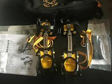 Grivel Mont Blanc G10 Crampons BRAND NEW HAPPY BIDDING
