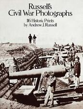 Russell's Civil War Photographs (Dover Photography Collections)-ExLibrary
