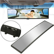 30cm Wide Universal Curve Convex Interior Clip Panoramic Rear View Mirror Car sg