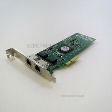 HP NC382T PCI-E Dual Port Multifunction Gigabit Server Adapter Full Profil