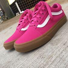 Vans Old Skool Men's Size 9 Light Gum Raspberry Pink Brand New Skate Shoe